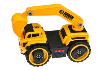 Multifunctional Trucks - Bagr se zvuky (28cm)