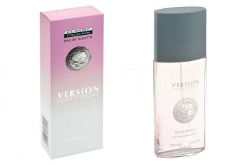 Toaletní voda Version Shine Diamond - 100ml